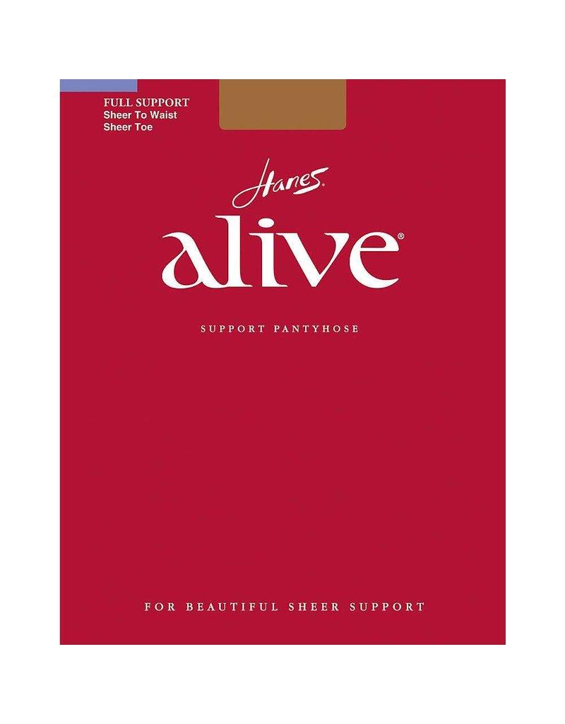 Hanes Hanes Alive Sheer to Waist Support Sheer Toe - 811