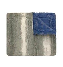Winx + Blinx Winx + Blinx Minky Blanket Cobalt Ombre