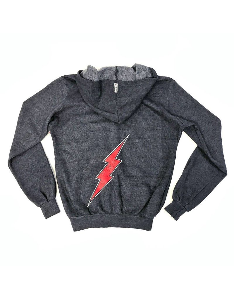So Nikki So Nikki Lightning Bolt Sweatshirt