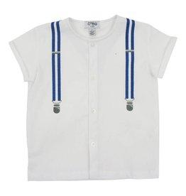 Crew Crew Suspender Shirt