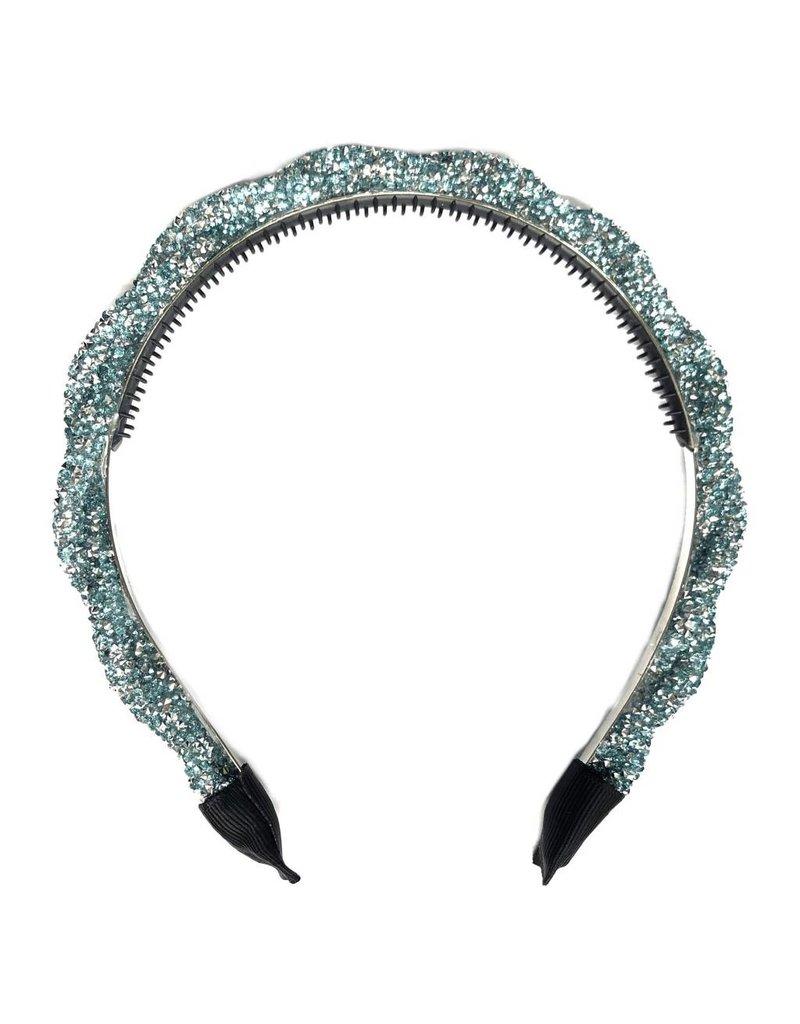 Mini Mrs Mini Mrs Shimmer Braided Headband
