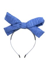 Mini Mrs Mini Mrs Crinkle Bow Headband