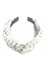 Mini Mrs Mini Mrs Shimmer Shapes Headband