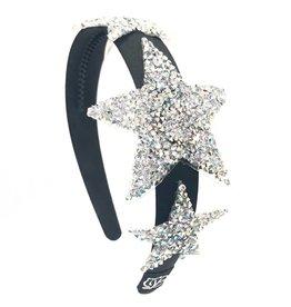 Bandeau Bandeau Jeweled Stars Headband