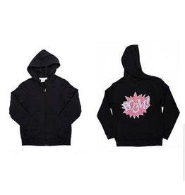 Winx + Blinx Winx+Blinx Hot Pink Boom Hoodie Sweatshirt
