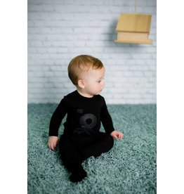 Kipp Kipp Applique Footie