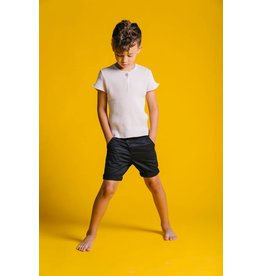 Kipp Kipp Polished Cotton Shorts