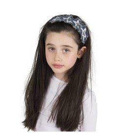 DaCee Dacee Frayed Stars Headband