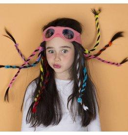 DaCee Dacee Sunglasses With Palm Tree Junior Headwrap