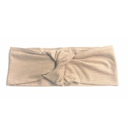 becca + bella becca + bella Ribbed Jersey French Twist Turban