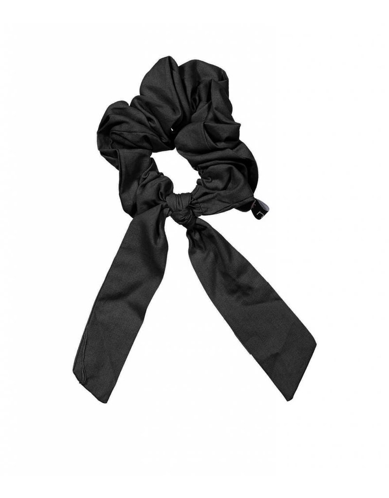 Knot Scoop Bow Scrunchie - Tiptoe Boutique 48f73b6744d