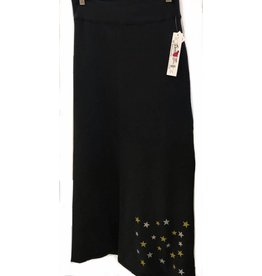 So Nikki So Nikki Kids Lycra Skirt Black