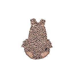 Huxbaby Huxbaby Leopard Playsuit