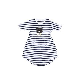 Huxbaby HuxBaby Stripe Swirl Dress