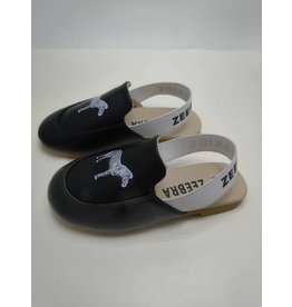 Zeebra ZEEBRA Logo Sling Back Slippers Hard Sole