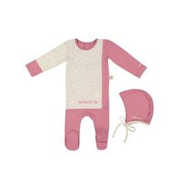 Zeebra Zeebra Speckled Collection Baby Set