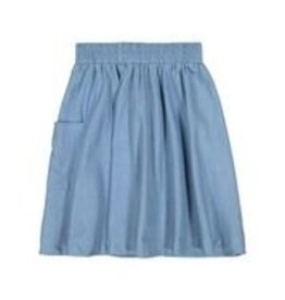 Teela Teela Denim 1 Pocket Skirt