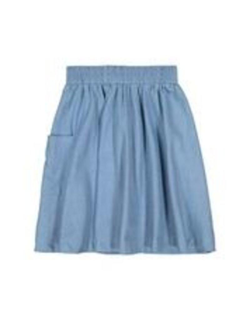 Teela Teela Denim 1 Pocket Skirt