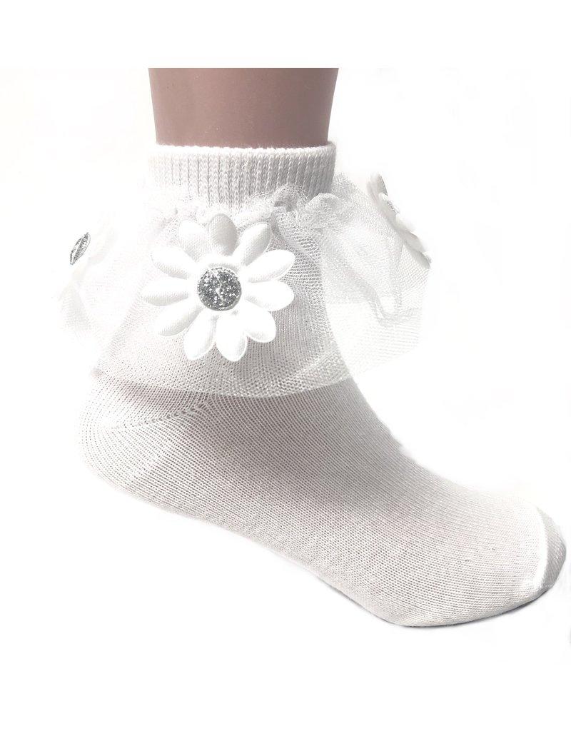 JRP JRP Tulle Flower Anklet