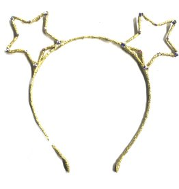 Bari Lynn Bari Lynn Crystal Double Star Headband