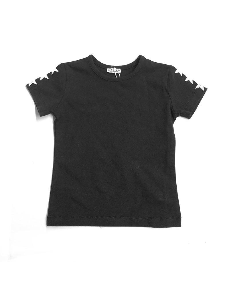 Kiki-O 5 Star Girls 3/4 Sleeves Shirt With Stars