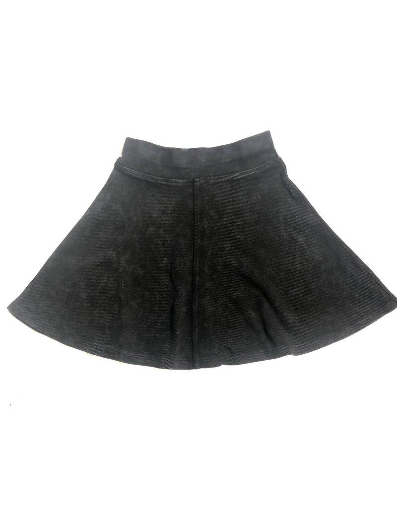 Kiki-O 5 Star Girls Rib Short Skirt
