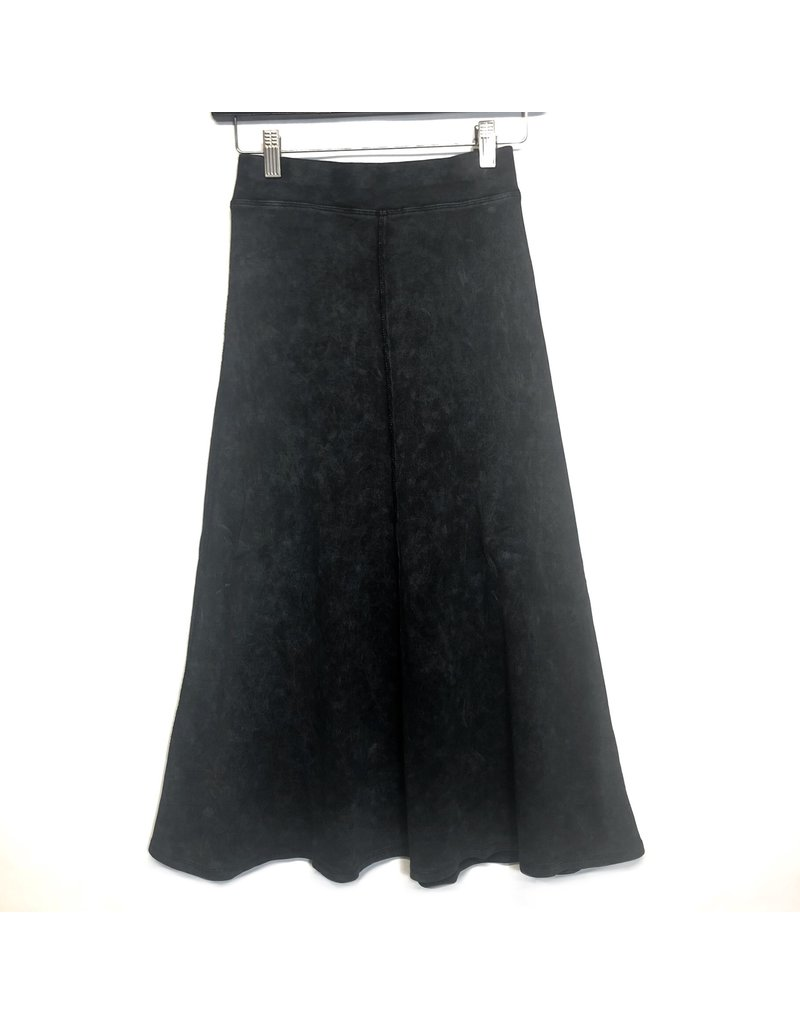Kiki-O 5 Stars Girls Rib Long Skirt