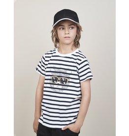 Huxbaby HuxBaby Stripe Huxbear Tshirt