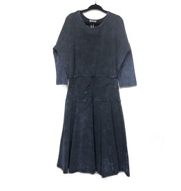 Kiki-O 5 Star Girls Drop Shoulder Wash Dress