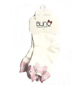 Blinq Blinq Butterfly Ankle Socks