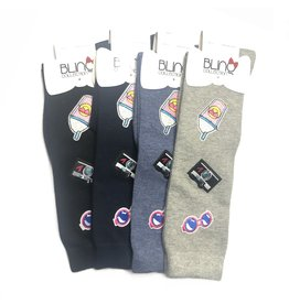 Blinq Blinq Summer Patches Knee Socks