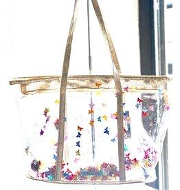 Maniere Maniere Confetti Beach Bags