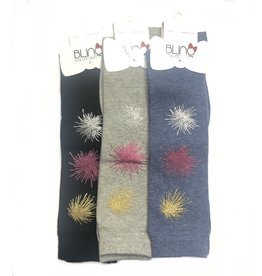 Blinq Blinq Fireworks Knee High Socks