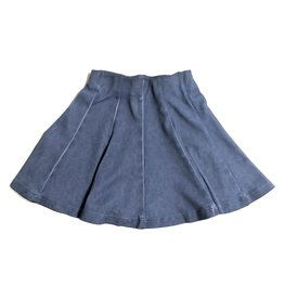 Kiki-O 5 Star Girls Oil Wash Flare Skirt