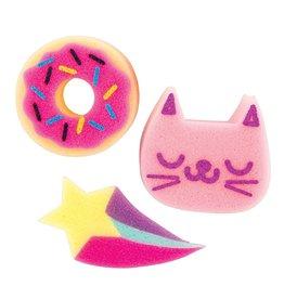 Fashion Angels Fashion Angels Sponge Squad Cat & CO Sponge Set