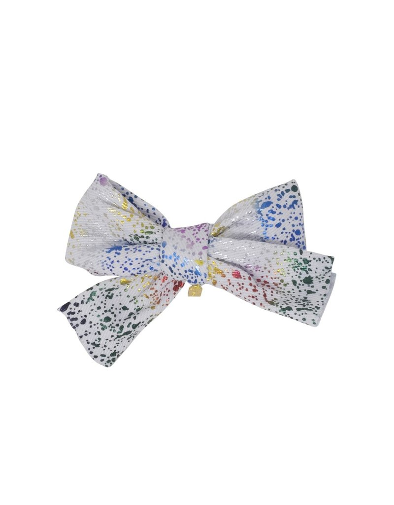 Heirlooms Heirlooms Splash Bow Hairclip