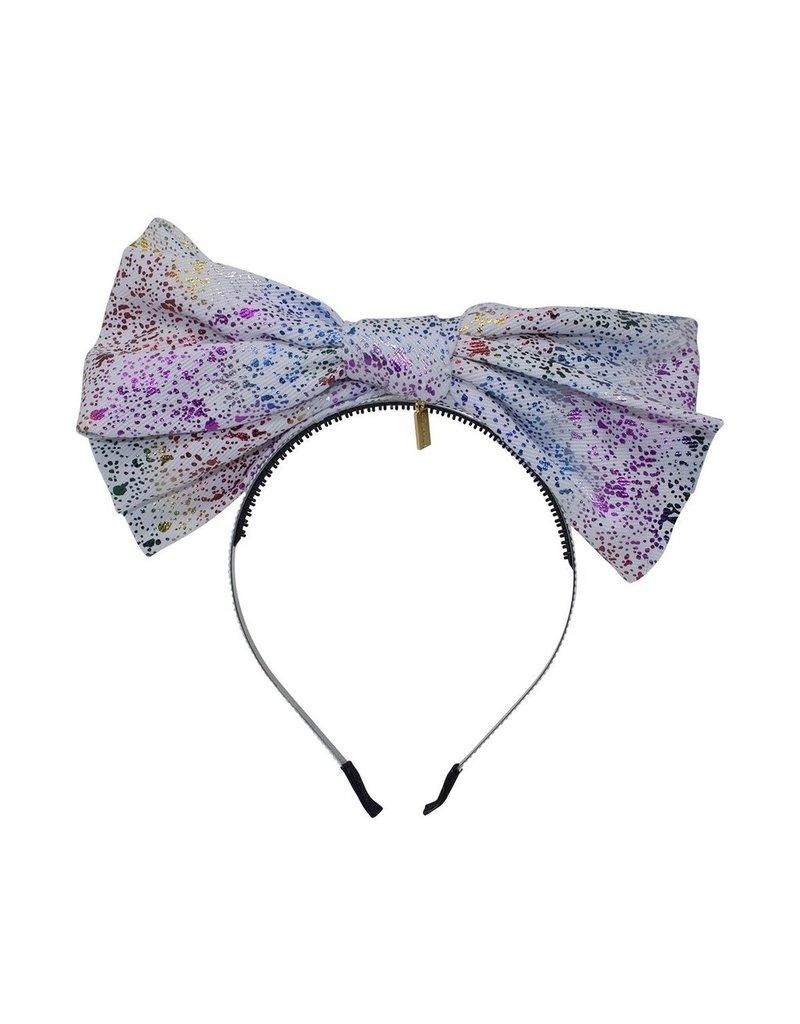 Heirlooms Heirlooms Splash Bow Headband
