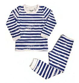Coccoli Coccolli Strip Cotton 2pc Pajama