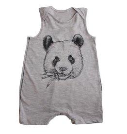 No Biggie No Biggie Panda Romper
