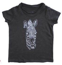 No Biggie No Biggie Zebra T-Shirt