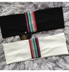 Tal Tal Candy Stripe Ribbon Band