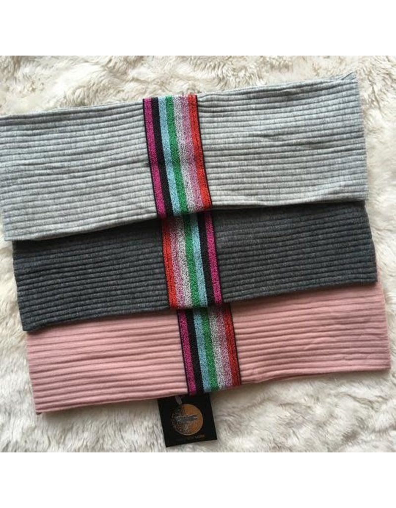 Tal Tal Candy Stripe Ribbon Band
