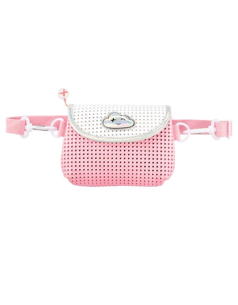 Light+Nine Light+Nine Convertible Fanny Pack Pink
