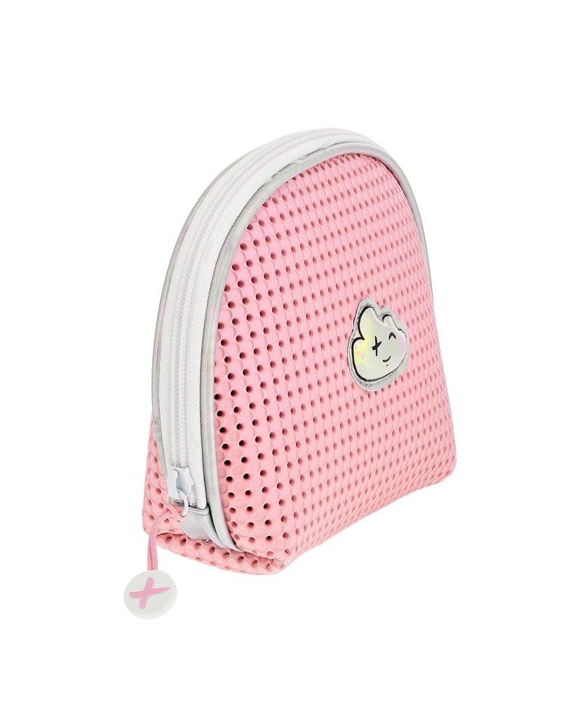 Light+Nine Light+Nine Cosmetic Bag Pink