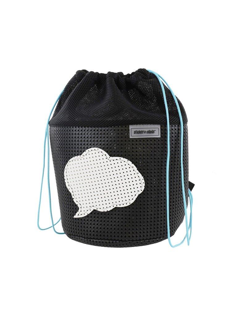 Light+Nine Light+Nine Sophy Drawstring Bag Blue Bolt