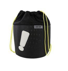 Light+Nine Light+Nine Sophy Drawstring Bag Lime Yellow
