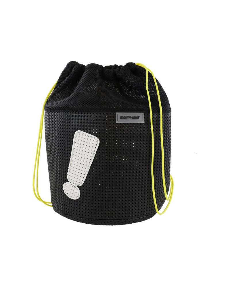 Light+Nine Light+Nine Sophy Drawstring Bag Lime Yellow