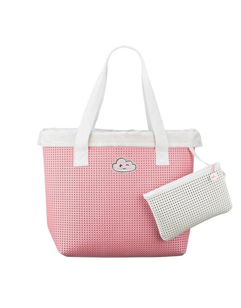 Light+Nine Light+Nine Wet N Dry Bag Pink