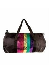 Fashion Angels Fashion Angels Rainbow Sequin Stripe Duffel Bag