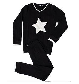 Noggi Noggi Vee Puffy Star Lounge Wear Set
